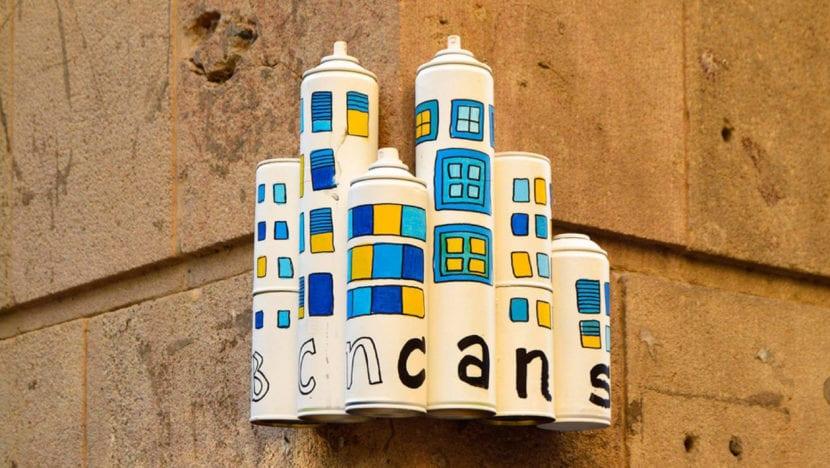 Latas arte barcelona