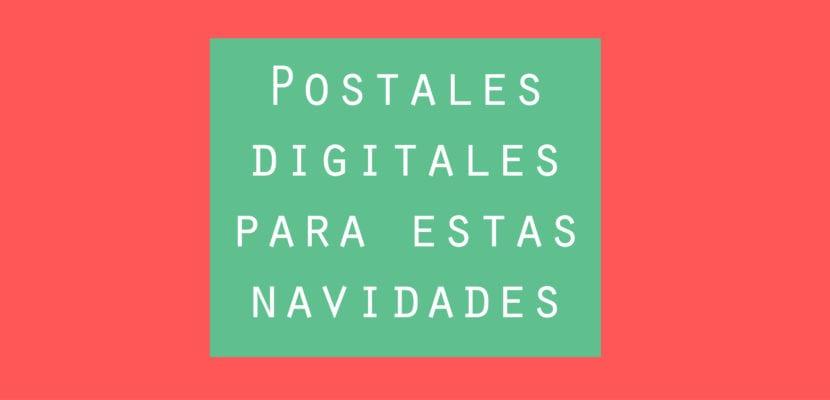 POSTALES DIGITALES