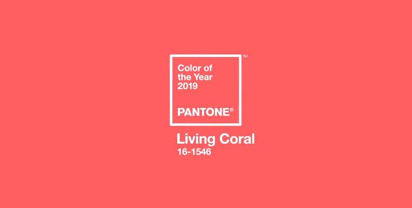Color del año 2019