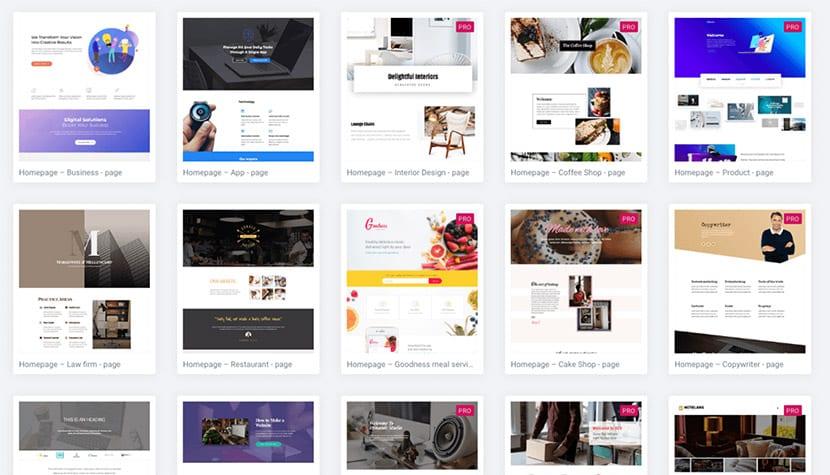 Crear tu página web