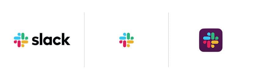 Slack nuevo logo