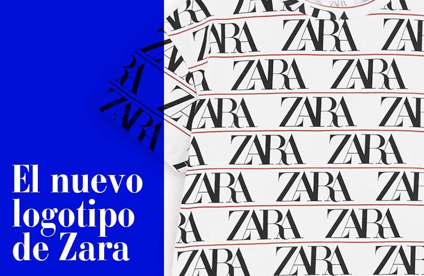 zara nuevo logo site