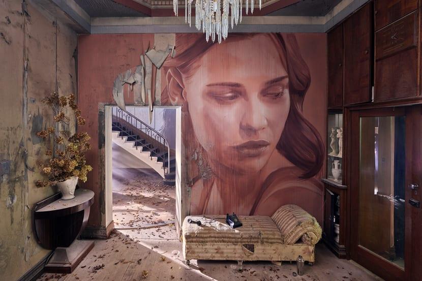Inspiración Empire artist Rone