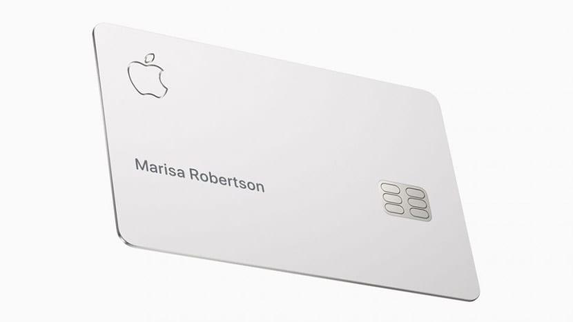 Apple Tarjeta de crédito