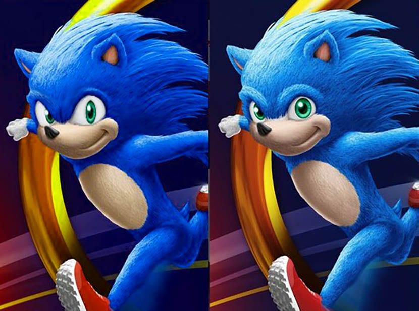 Diferencias Sonic