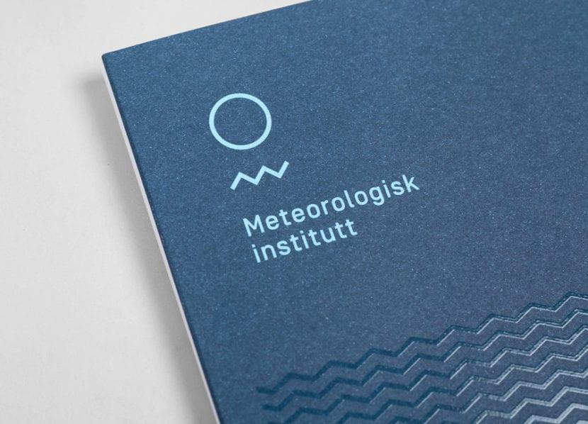 Logo del Instituto Metereológico de Noruega