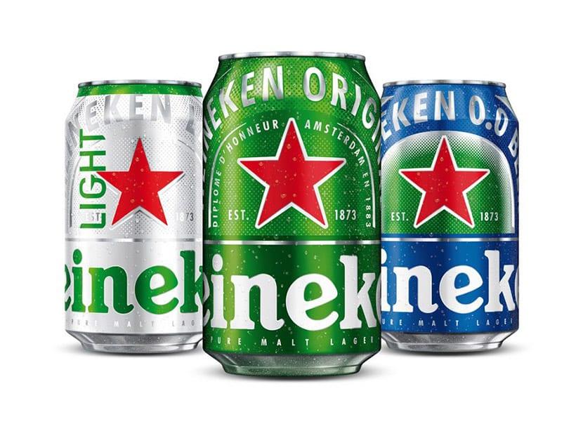 Packaging de Heineken
