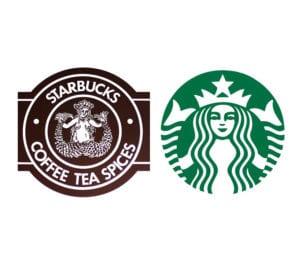Logo de la marca Starbucks