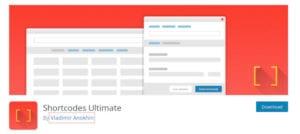 plugin para maquetar con shortcodes prefdefinidos en wordpress