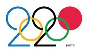 Concepto logotipo Tokio
