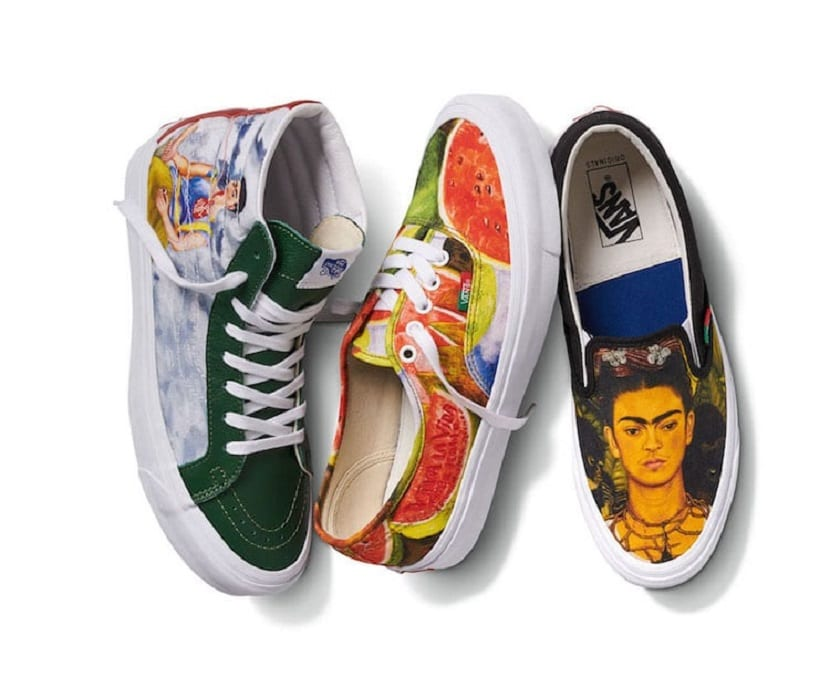 Frida Vans