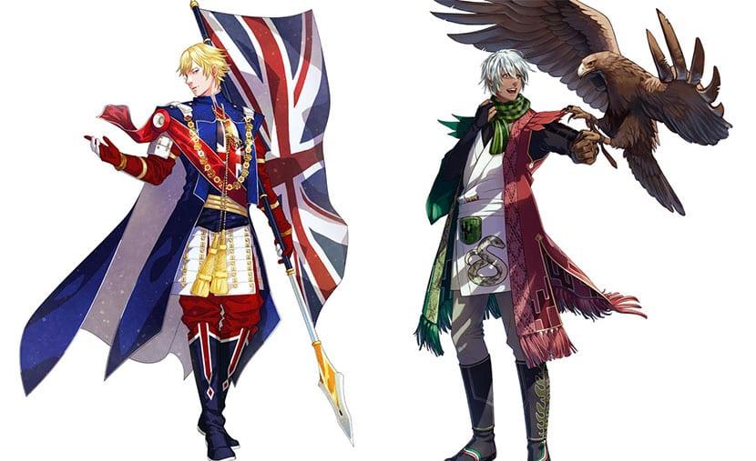 Inglaterra y México