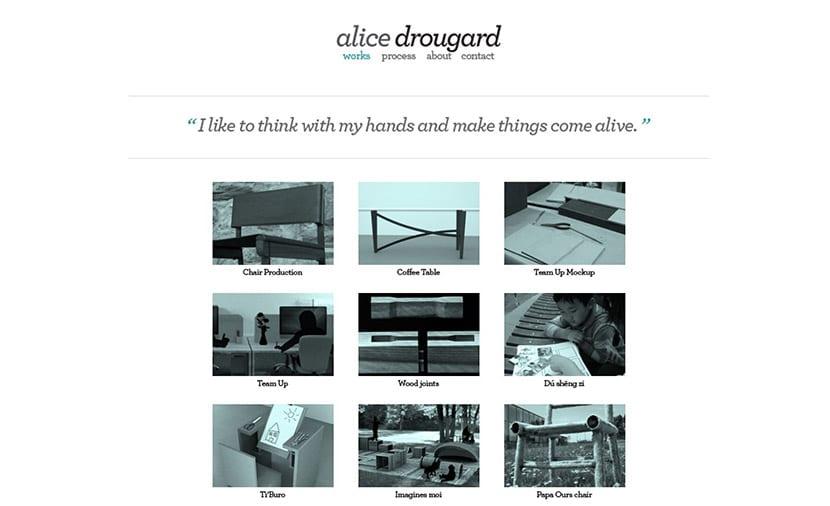 Alice Drougard