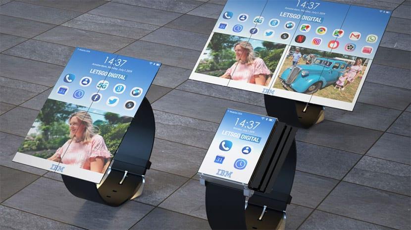 Reloj de IBM