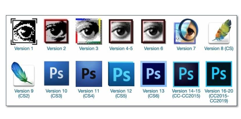 Logos de Photoshop