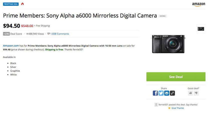 Sony Alpha error