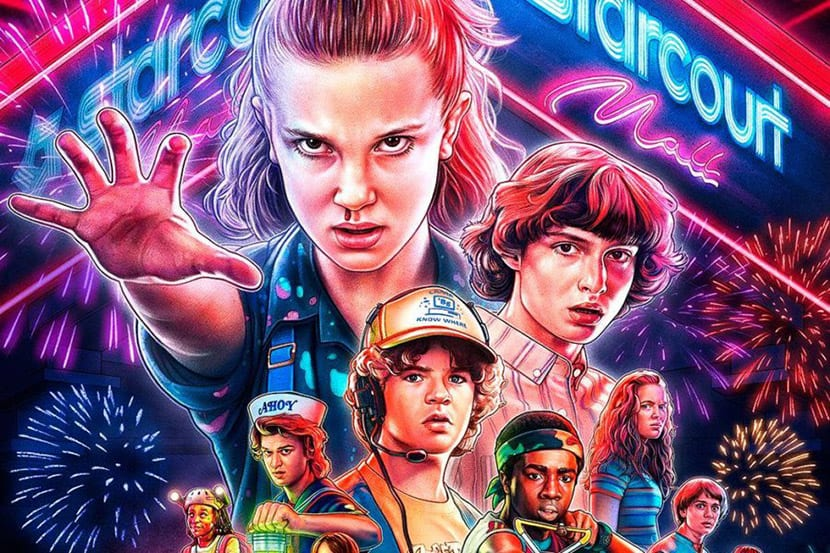 Stranger Things Tercera