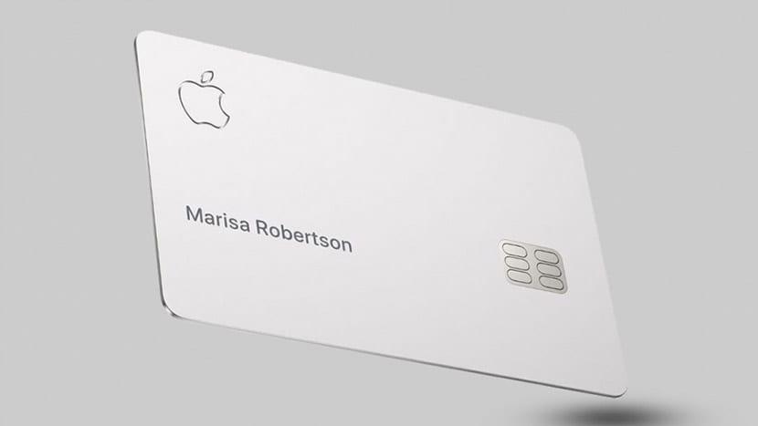 Cuidados de la Apple Card