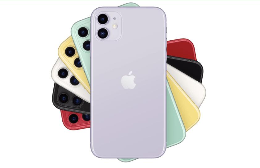 Conjunto Iphone 11