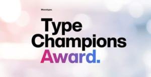 Type Champions Award