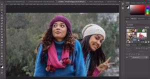 Herramienta de selección de objetos de Adobe Photoshop