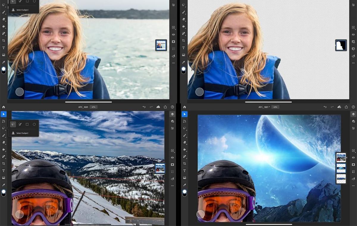 Actualización de Adobe Photoshop