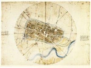 Mapa Imola