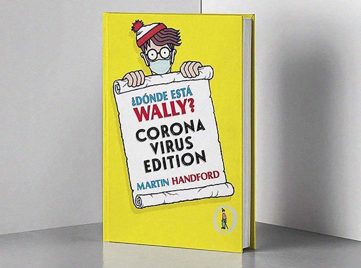 Donde está Wally edición Coronavirus