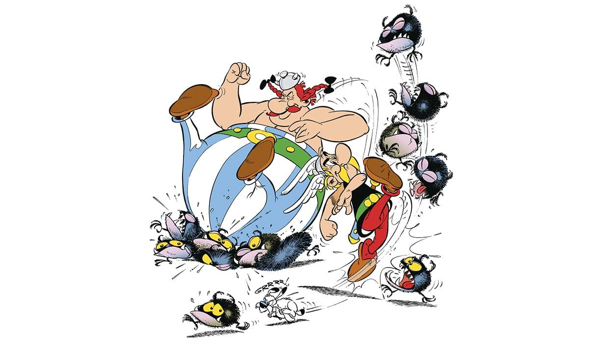 Asterix revista