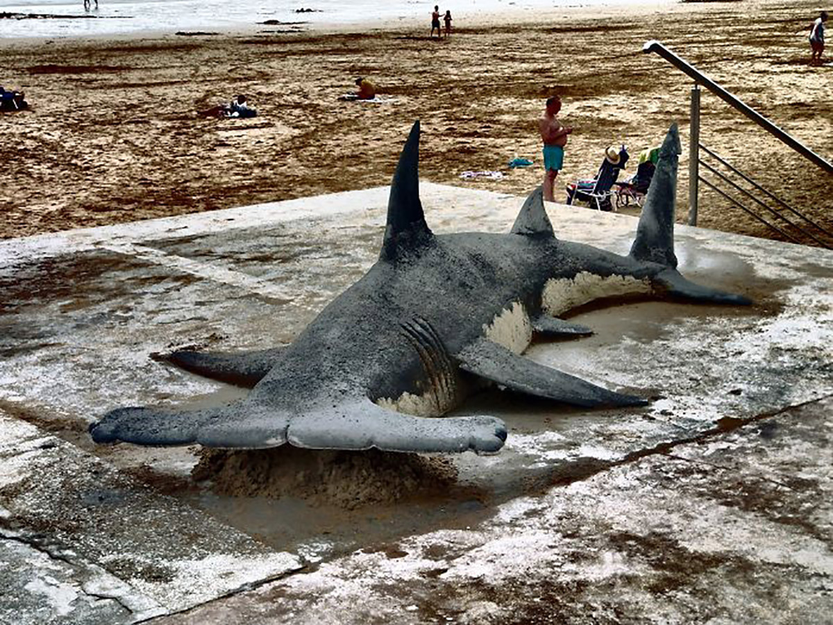 Tiburón de Bastarrika