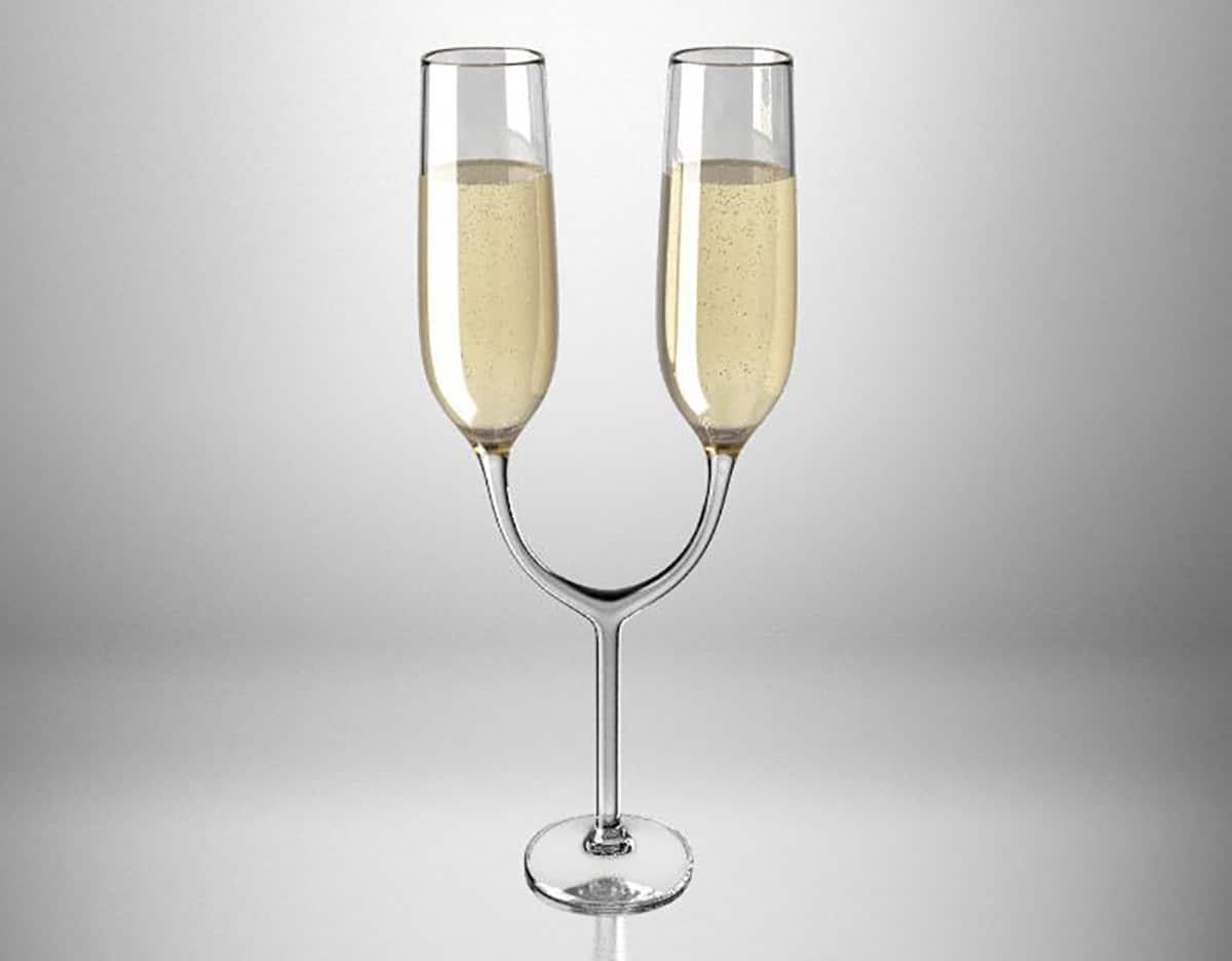 Dos copas