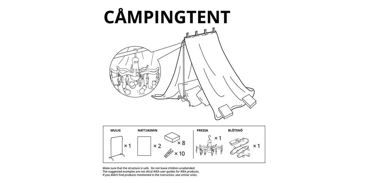 IKEA campaña