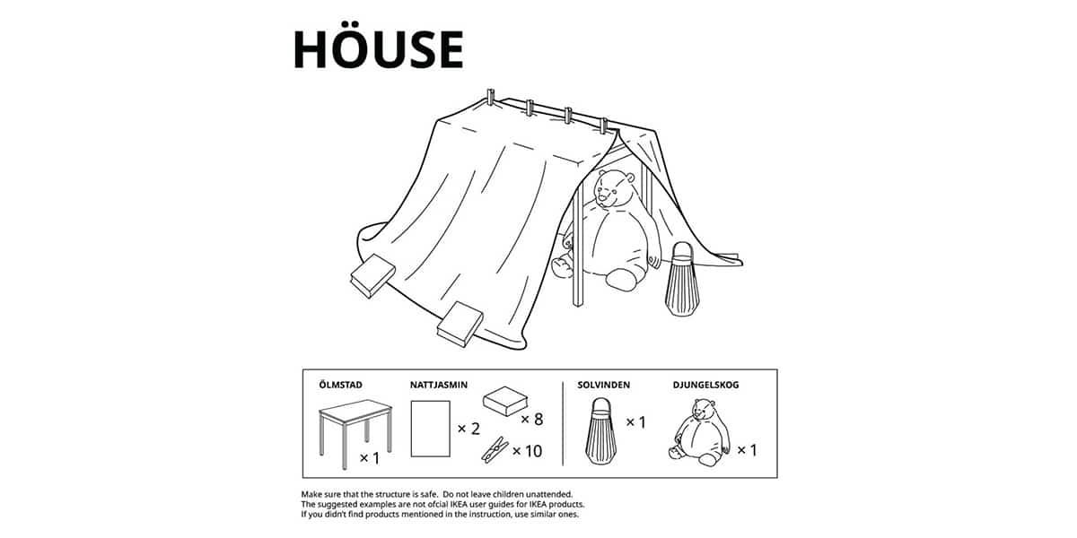 IKEA casa