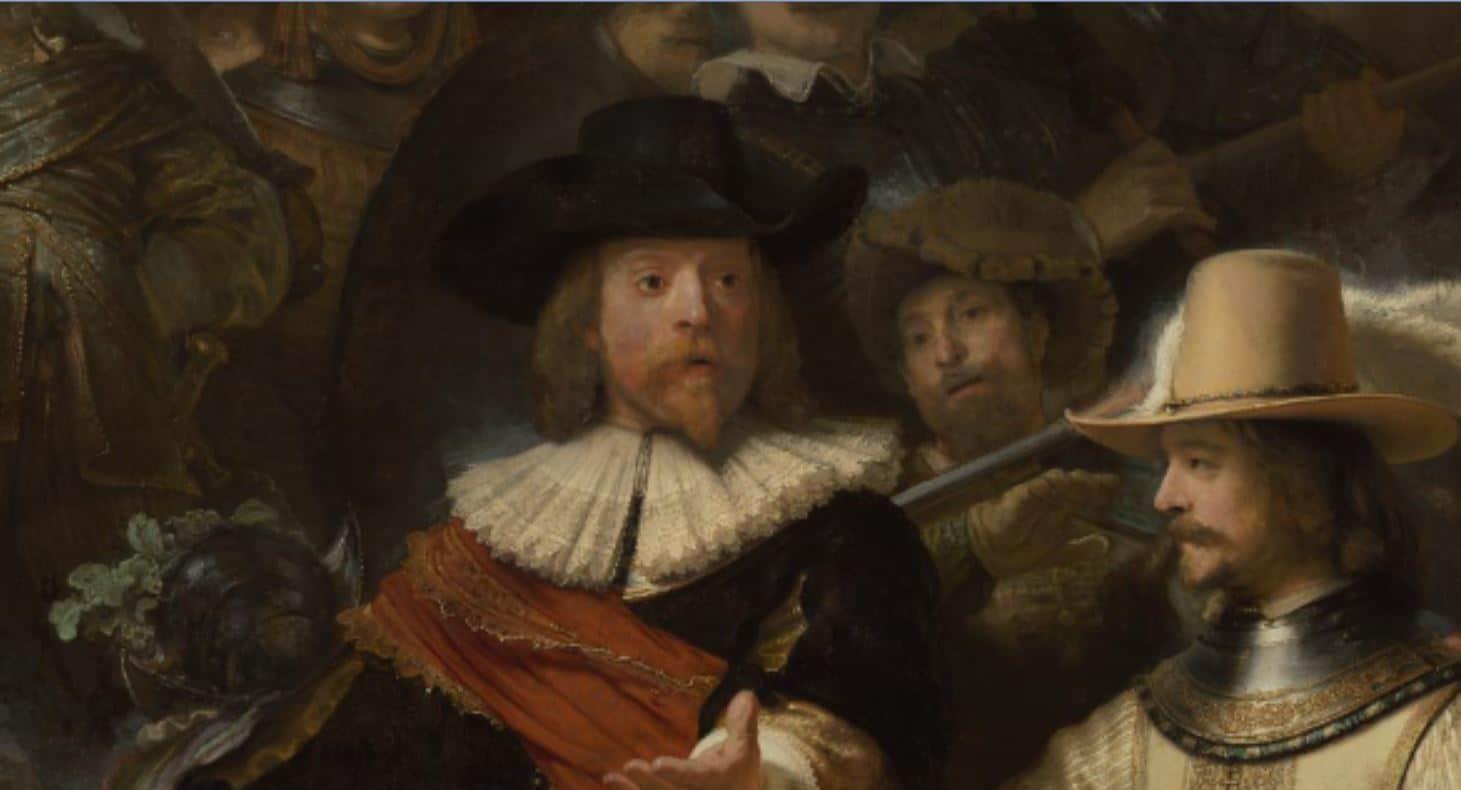 Detalles Rembrandt