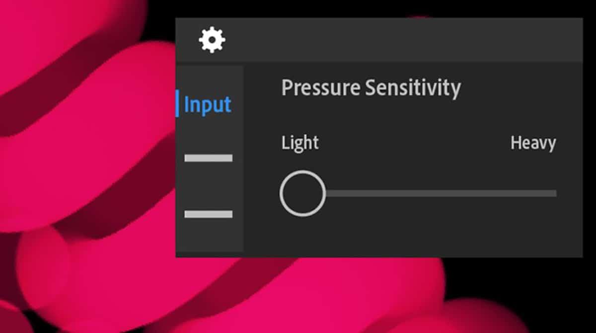 Sensibilidad presión