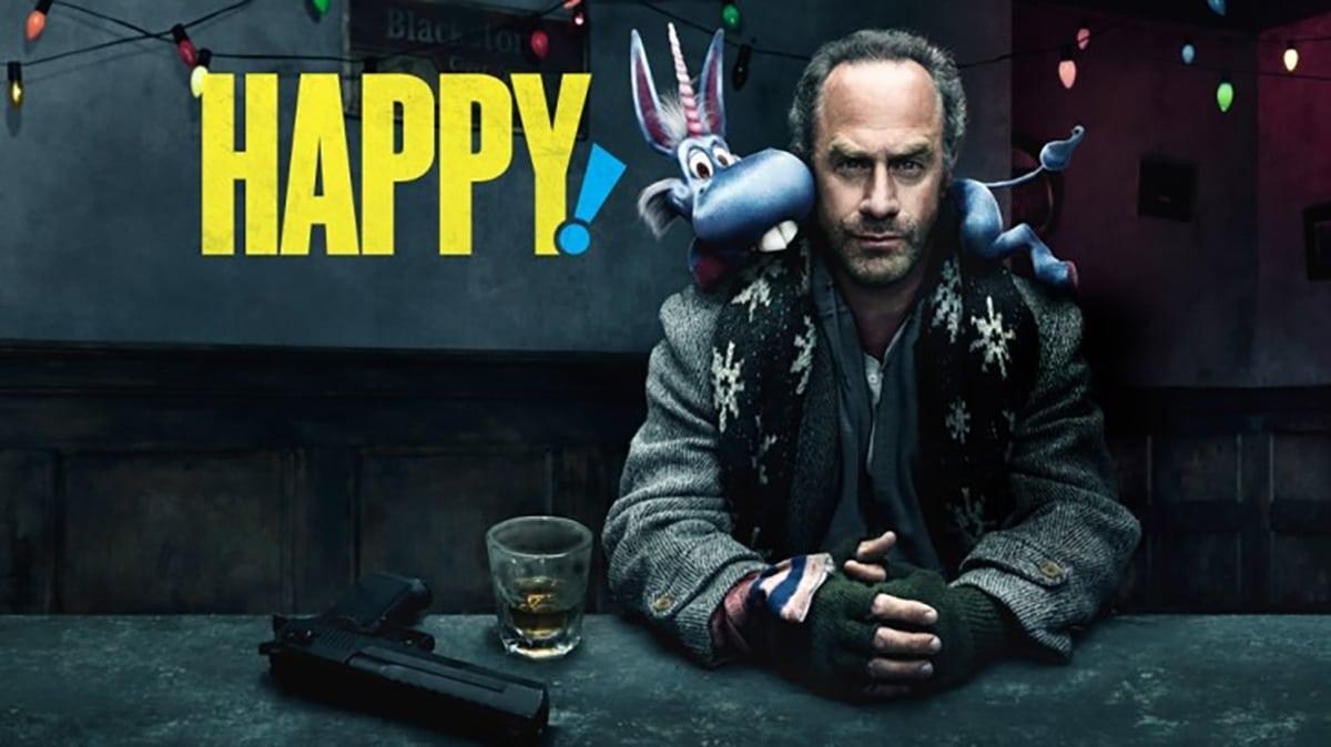 Happy es una gran serie de netflix poco conocida