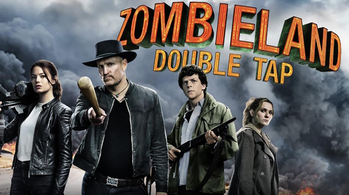 zombies y diversión en una misma pelicula