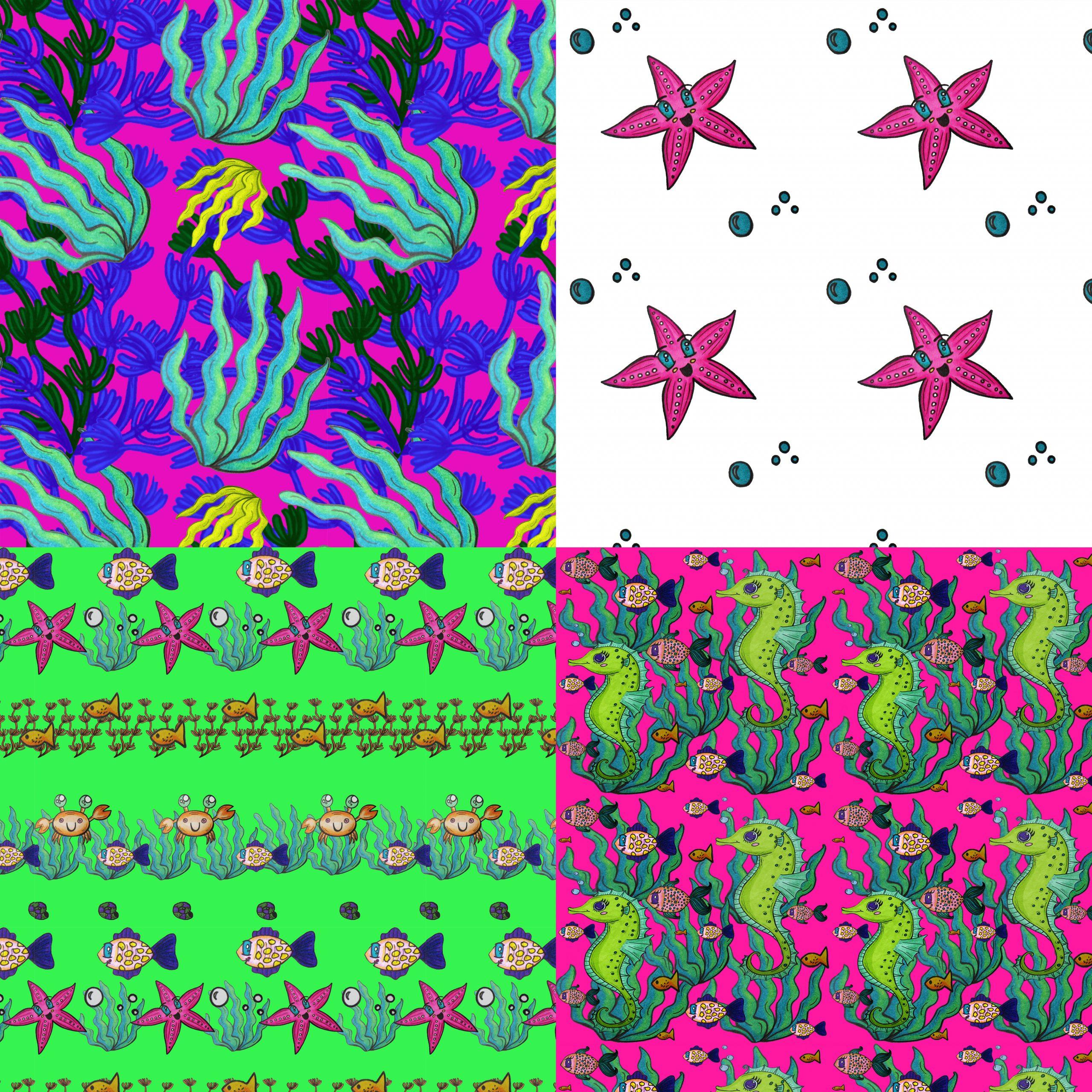 Colección de patterns