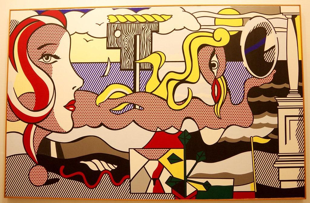 Obra de Lichtenstein