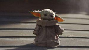 Baby Yoda original