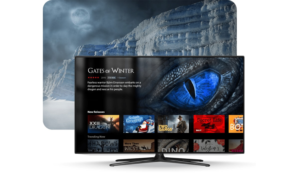 Netflix y HBO