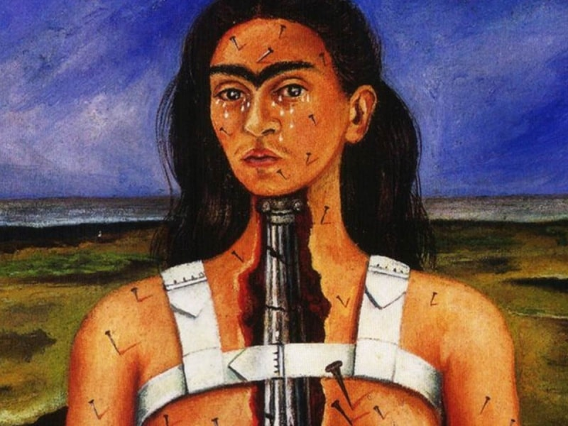 Autorretrato de Frida