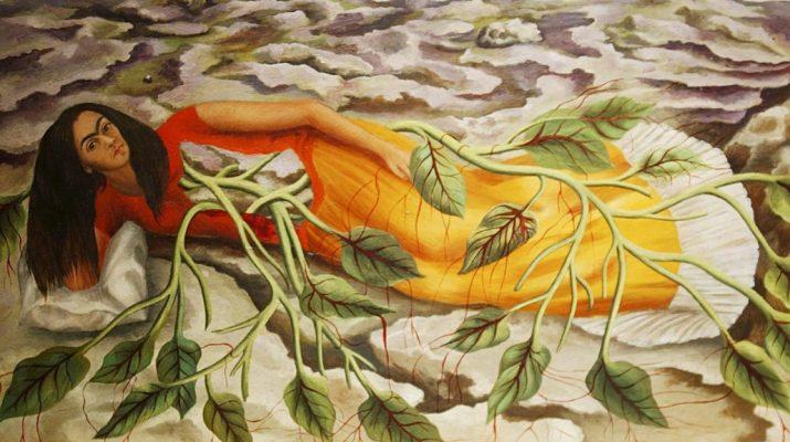 Surrealismo Frida
