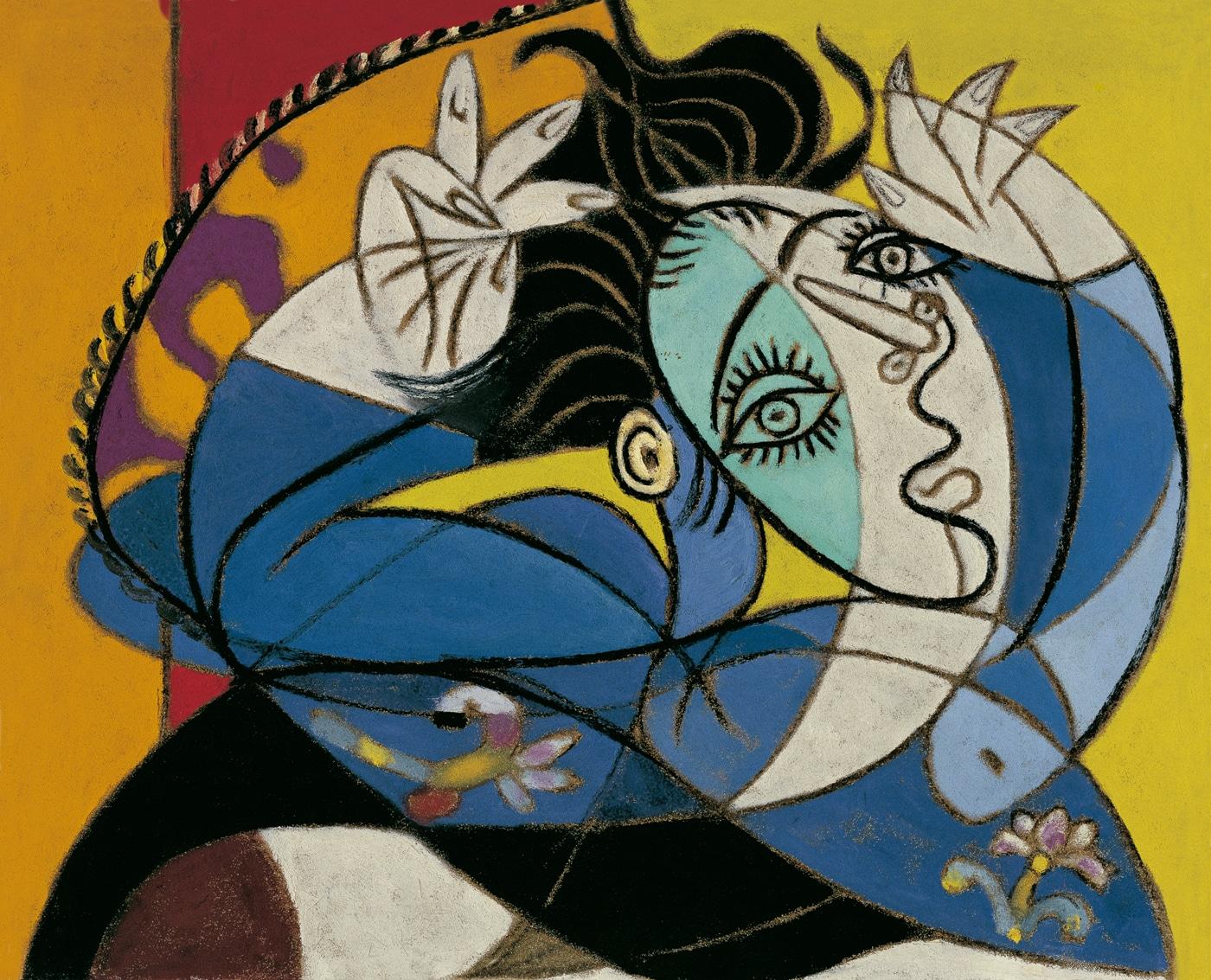Cuadro de Picasso