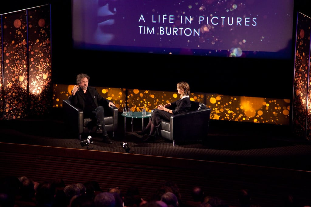 Tim Burton show