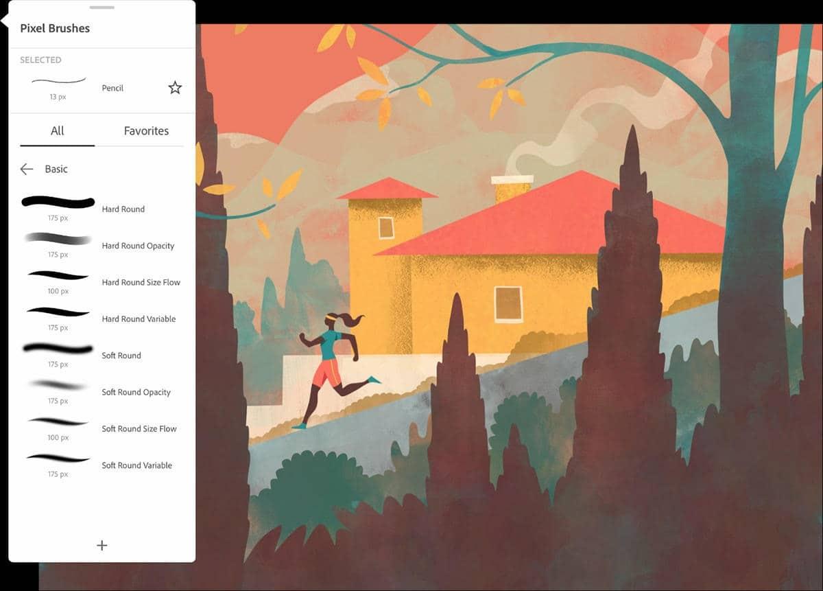 Adobe Fresco en Windows 10