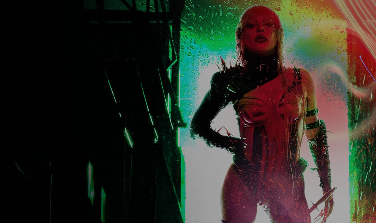 Adobe Lady Gaga