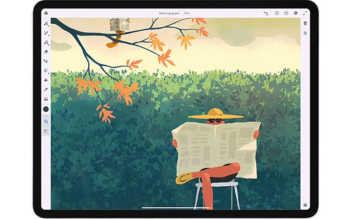 Fresco app