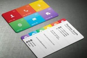 crear tarjetas de visita