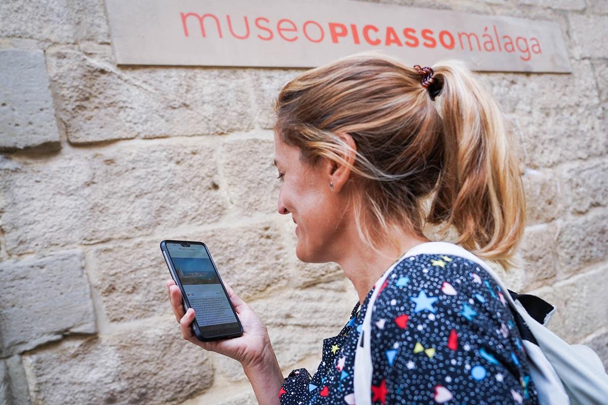 Museo Picasso Malaga App